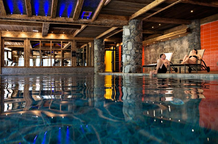 Location au ski Residence Le Nevada - Tignes - Piscine