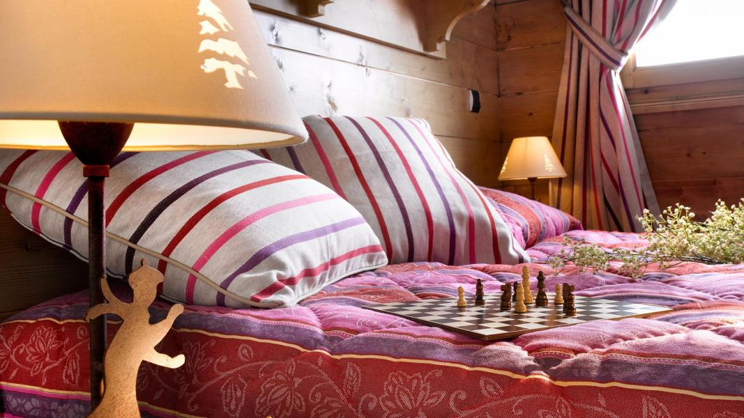 Skiverleih Résidence le Névada - Tignes - Schlafzimmer