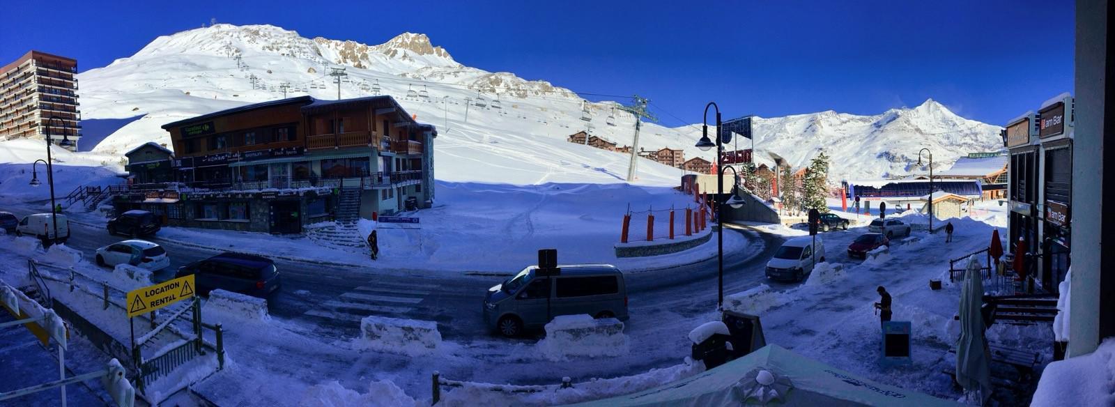 Location au ski Studio 4 personnes (113) - Résidence le Palafour - Tignes