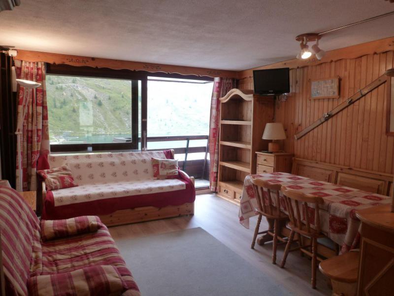 Location au ski Studio 5 personnes (706) - Résidence le Palafour - Tignes