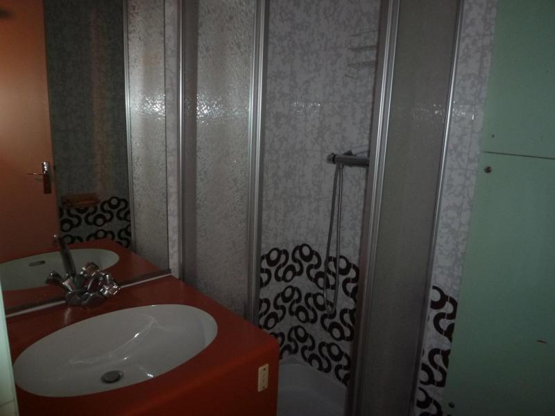 Location au ski Studio 2 personnes (313) - Résidence le Palafour - Tignes - Salle d'eau
