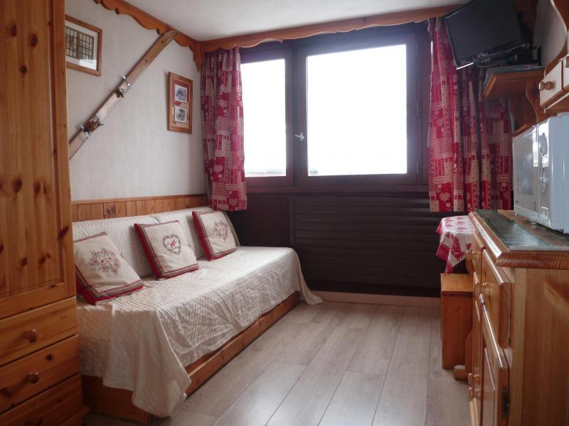 Location au ski Studio 2 personnes (313) - Résidence le Palafour - Tignes - Séjour
