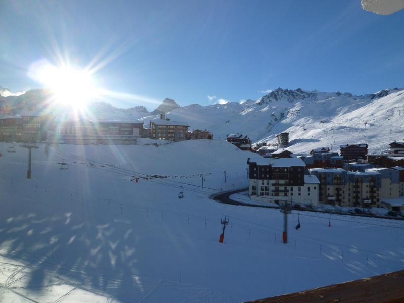 Аренда на лыжном курорте Résidence le Pontet - Tignes