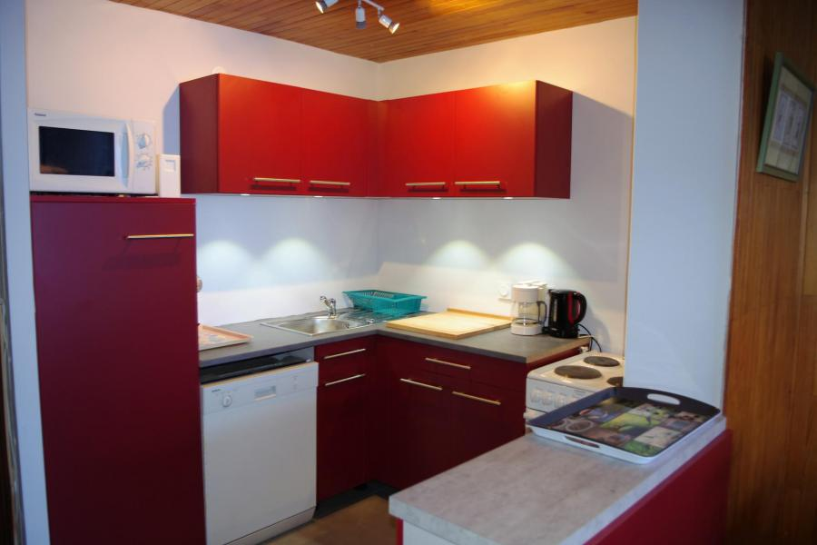 Skiverleih 3 Zimmer Maisonettewohnung für 8 Personen (A7CL) - Résidence le Prémou - Tignes - Kochnische