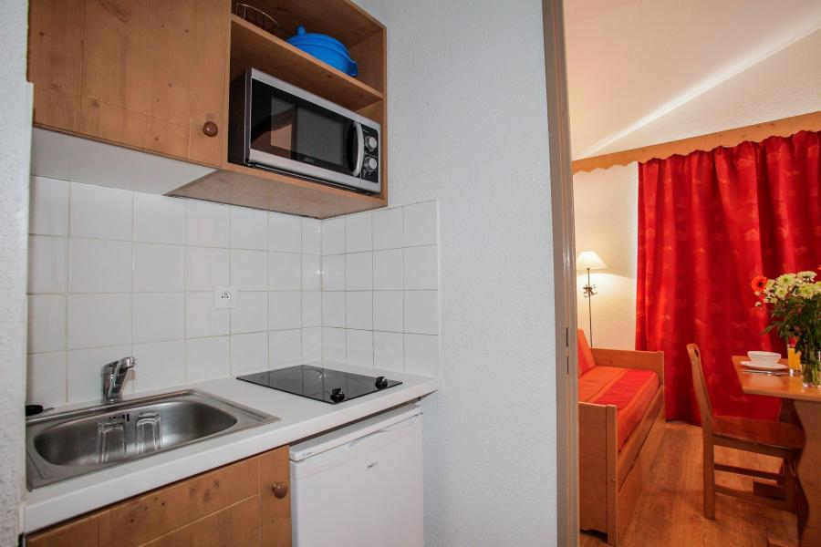 Location au ski Residence Le Rond Point Des Pistes - Tignes - Kitchenette