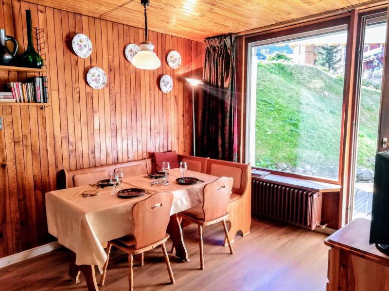 Skiverleih 2-Zimmer-Appartment für 4 Personen (103) - Résidence le Rosset - Tignes - Esszimmer