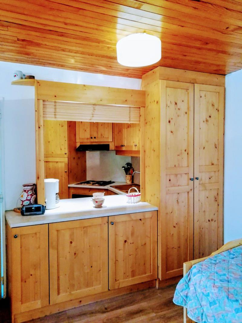 Location au ski Appartement 2 pièces 4 personnes (103) - Résidence le Rosset - Tignes