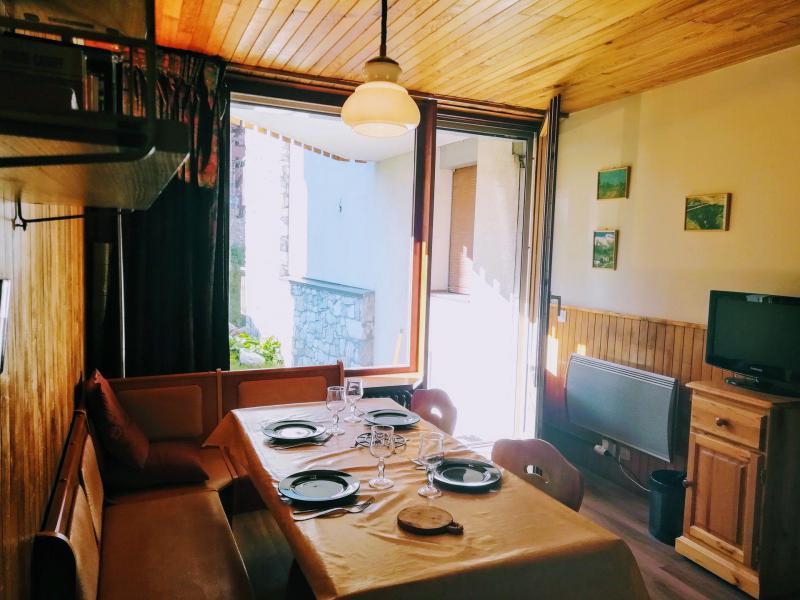 Location au ski Appartement 2 pièces 4 personnes (103) - Résidence le Rosset - Tignes - Table