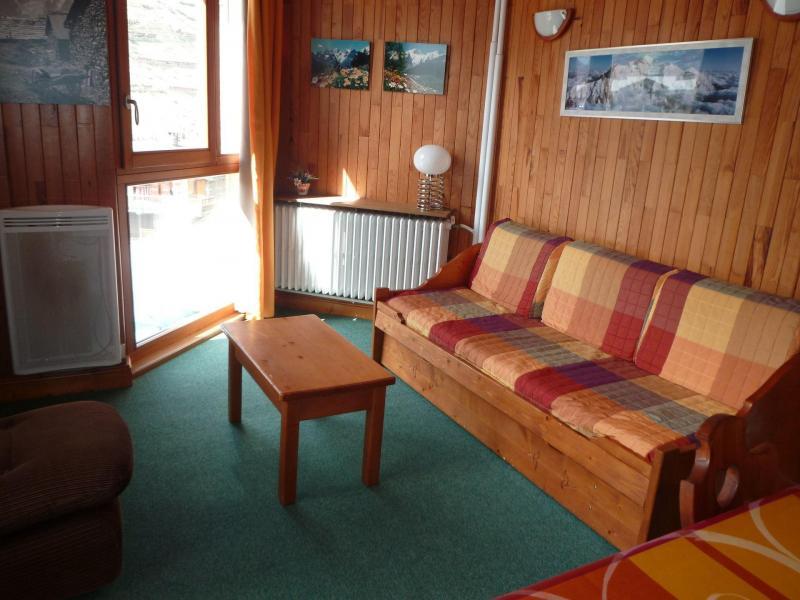 Location au ski Appartement 2 pièces 4 personnes (004) - Résidence le Savoy - Tignes - Extérieur hiver
