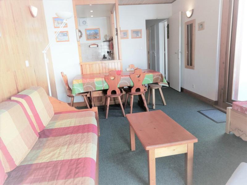 Location au ski Appartement 2 pièces 4 personnes (004) - Résidence le Savoy - Tignes - Séjour