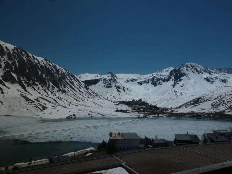 Location au ski Studio coin montagne 4 personnes (029) - Résidence le Shamrock - Tignes