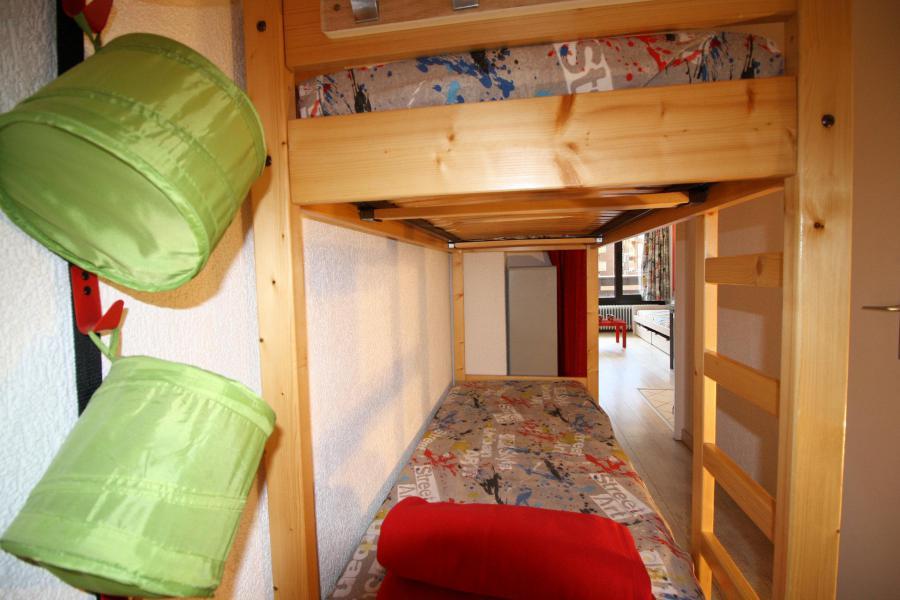 Location au ski Studio coin montagne 4 personnes (205CL) - Résidence le Slalom - Tignes - Banquette-lit
