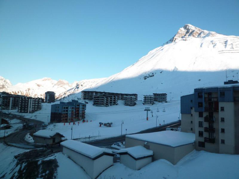 Location au ski Résidence le Super Tignes - Tignes - Extérieur hiver