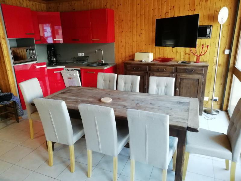 Location au ski Appartement 2 pièces 6 personnes (63) - Résidence le Super Tignes - Tignes - Cuisine