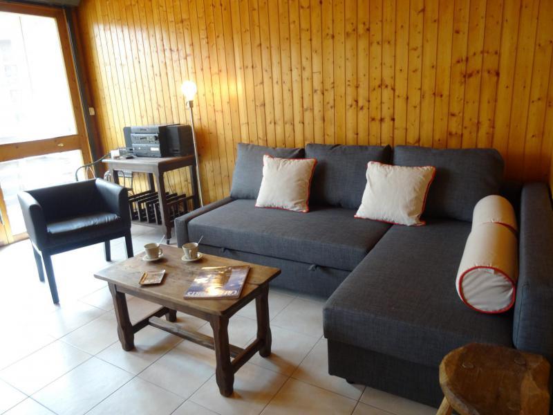 Location au ski Appartement 2 pièces 6 personnes (63) - Résidence le Super Tignes - Tignes - Séjour