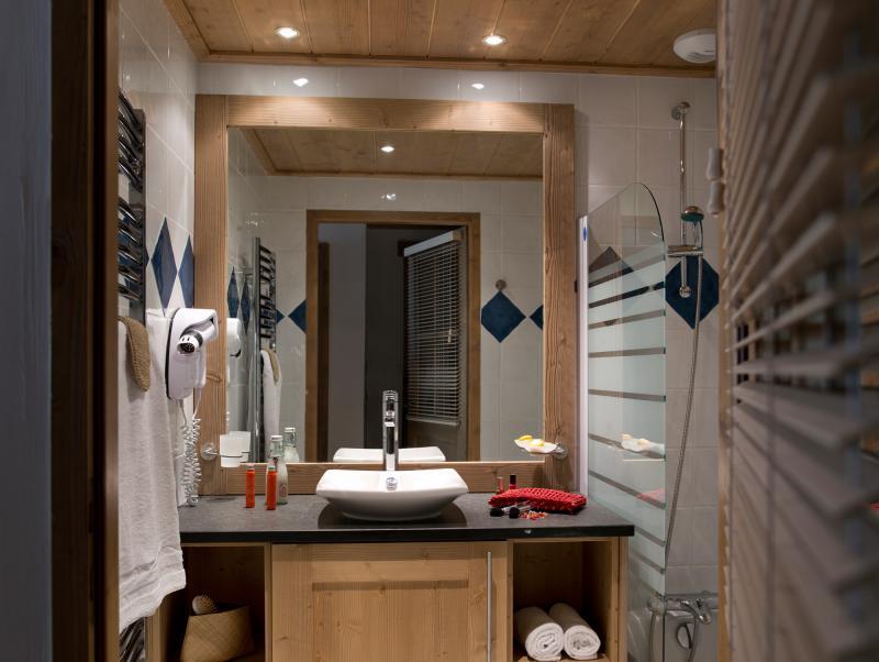 Alquiler al esquí Résidence le Télémark - Tignes - Cuarto de baño