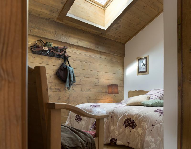 Alquiler al esquí Résidence le Télémark - Tignes - Habitación