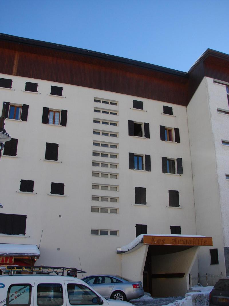 Location au ski Residence Les Armaillis - Tignes - Extérieur hiver