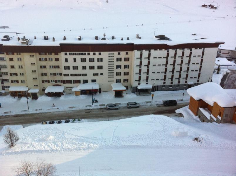 Vacances en montagne Résidence les Armaillis - Tignes - Extérieur hiver