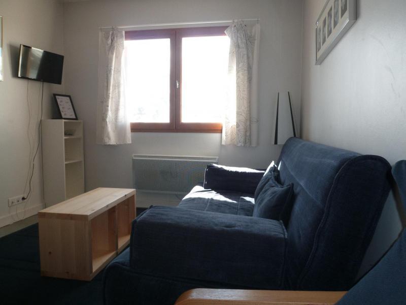 Location au ski Appartement 2 pièces 4 personnes (021) - Residence Les Armaillis - Tignes - Séjour