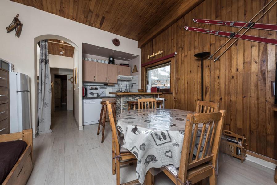 Location au ski Appartement 2 pièces coin montagne 6 personnes (TUYA) - Résidence Les Chaudes Almes - Tignes