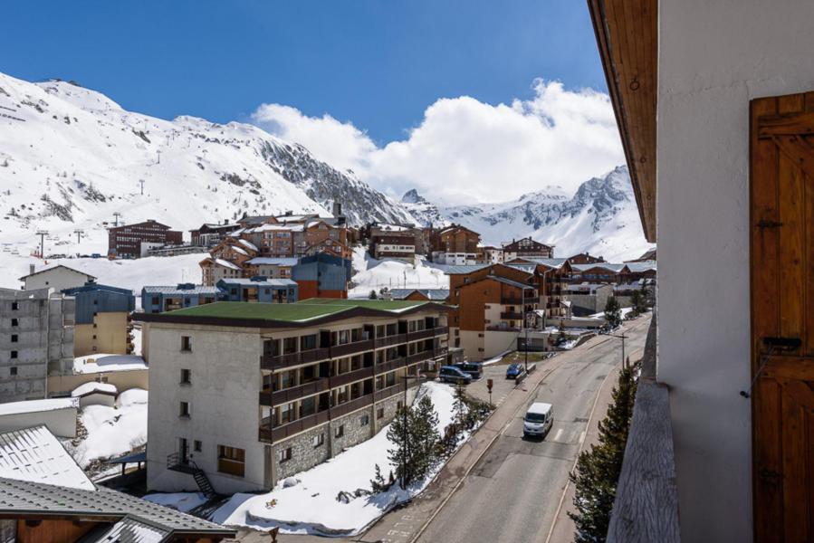 Location au ski Appartement 2 pièces coin montagne 6 personnes (TUYA) - Résidence Les Chaudes Almes - Tignes - Extérieur hiver