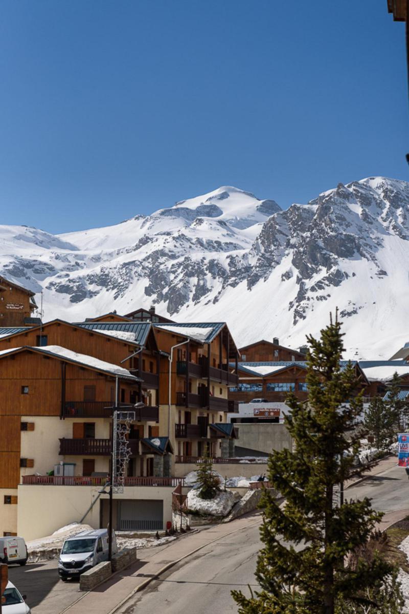 Location au ski Studio 2 personnes (NARCISSE) - Résidence Les Chaudes Almes - Tignes