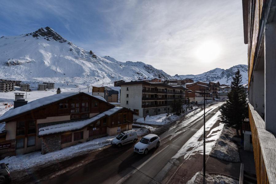 Location au ski Appartement 3 pièces 8 personnes (CHENE) - Résidence Les Chaudes Almes - Tignes - Extérieur hiver