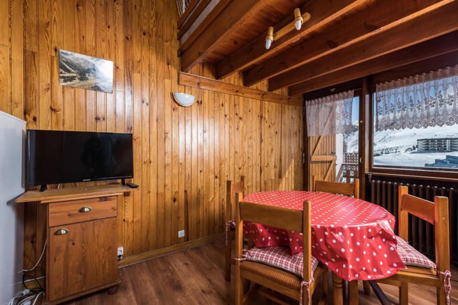 Location au ski Studio mezzanine 4 personnes (SAPIN) - Résidence Les Chaudes Almes - Tignes