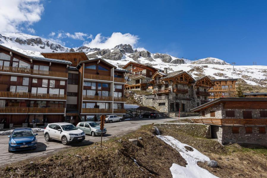 Location au ski Appartement 2 pièces 4 personnes (PAQUIS) - Résidence Les Chaudes Almes - Tignes