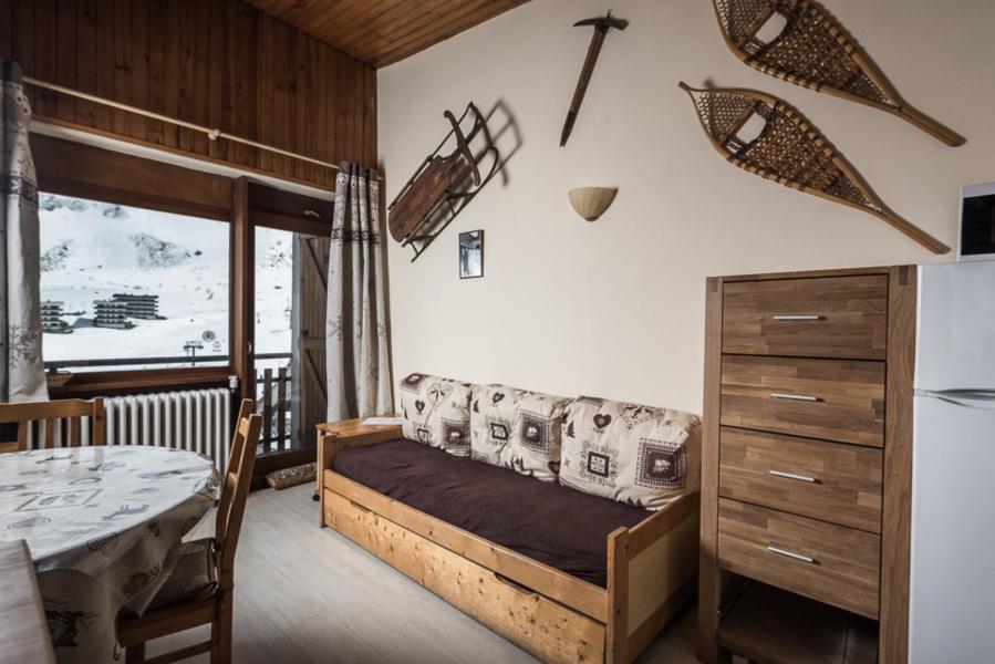 Location au ski Appartement 2 pièces coin montagne 6 personnes (TUYA) - Résidence Les Chaudes Almes - Tignes - Séjour
