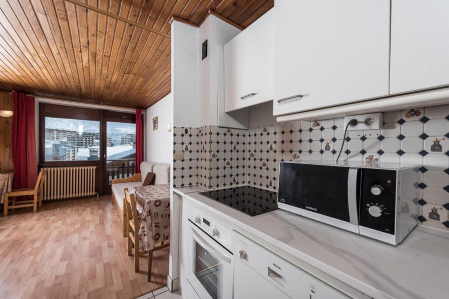 Location au ski Appartement 3 pièces 8 personnes (CHENE) - Résidence Les Chaudes Almes - Tignes - Cuisine