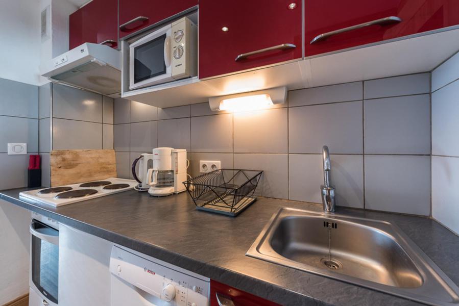 Location au ski Studio 2 personnes (NARCISSE) - Résidence Les Chaudes Almes - Tignes - Appartement