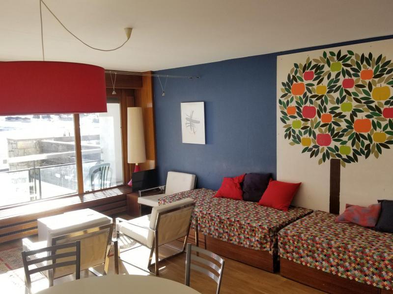Location au ski Appartement 2 pièces coin montagne 7 personnes - Résidence les Ducs de Savoie - Tignes - Appartement