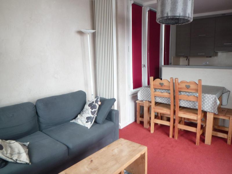 Location au ski Appartement 4 pièces 6 personnes - Residence Les Grandes Platieres Ii - Tignes - Canapé