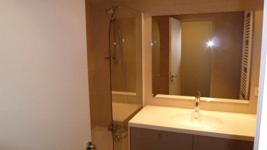 Location au ski Appartement 4 pièces 6 personnes - Residence Les Grandes Platieres Ii - Tignes - Salle de bains