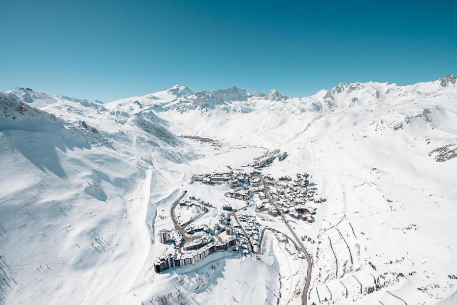 Wakacje w górach Résidence les Hauts de Tovière B - Tignes - Zima na zewnątrz