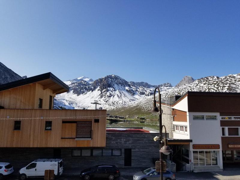 Location au ski Studio cabine 4 personnes (1) - Résidence les Hauts Lieux - Tignes