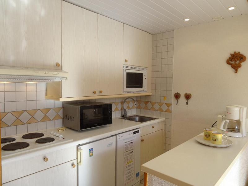 Wynajem na narty Studio kabina 4 osoby (1) - Résidence les Hauts Lieux - Tignes