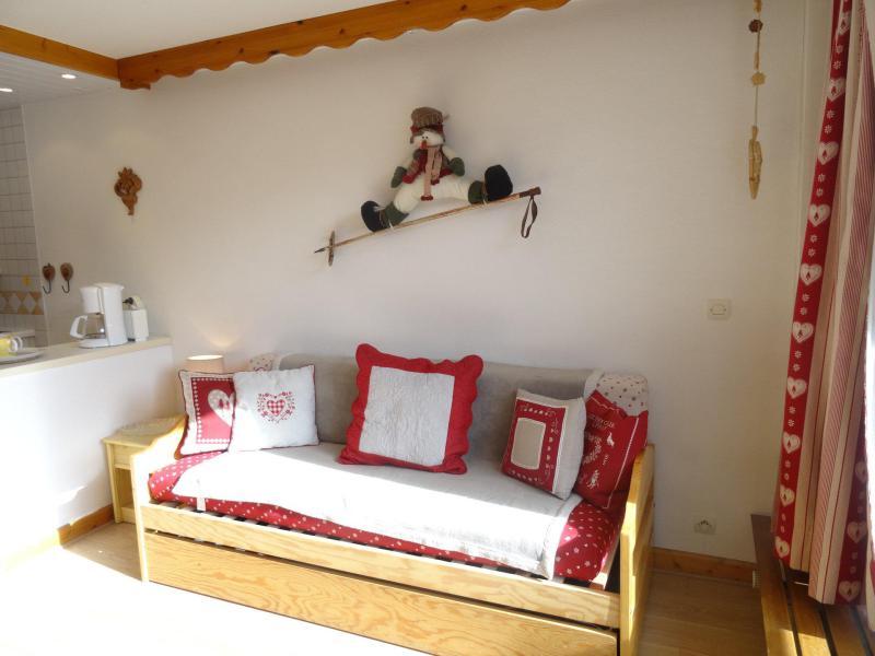 Location au ski Studio cabine 4 personnes (1) - Résidence les Hauts Lieux - Tignes - Appartement
