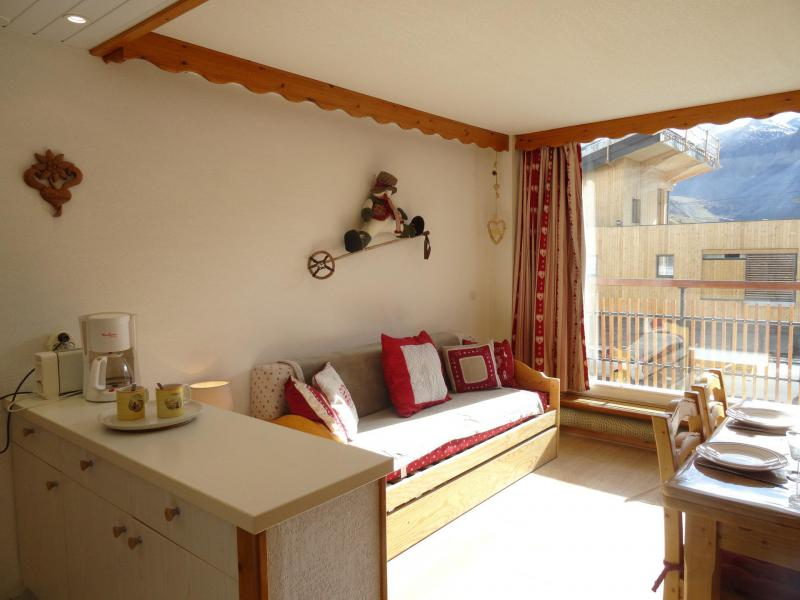 Wynajem na narty Studio kabina 4 osoby (1) - Résidence les Hauts Lieux - Tignes - Apartament