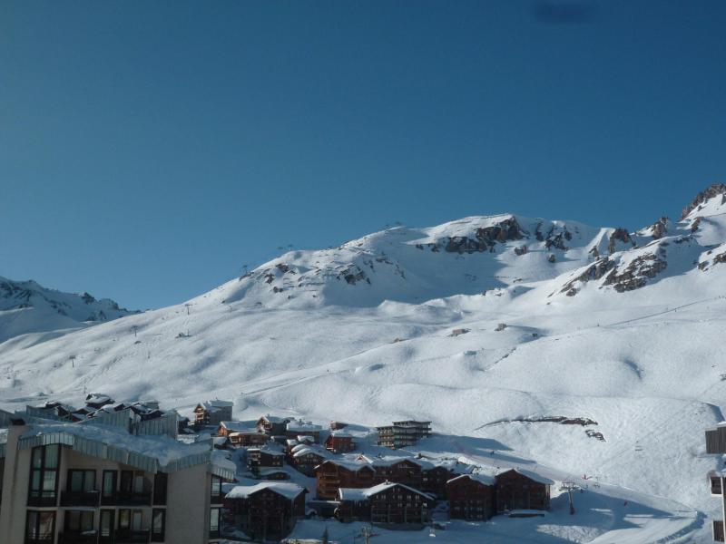 Location au ski Résidence Lot 300 A et B - Tignes - Extérieur hiver