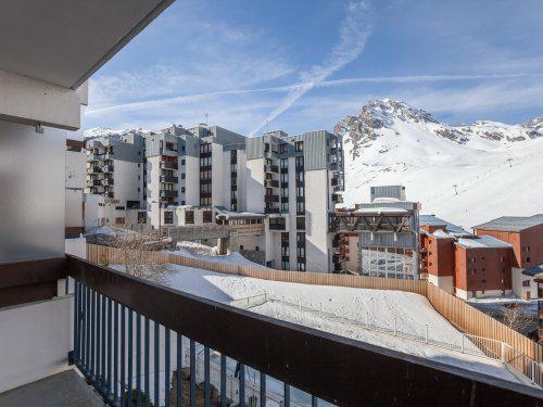 Location au ski Résidence Maeva Grande Motte - Tignes - Extérieur hiver