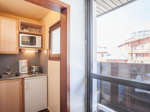 Location au ski Residence Maeva Inter-Residences - Tignes - Kitchenette