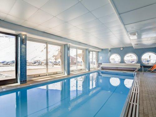 Location au ski Residence Maeva Inter-Residences - Tignes - Piscine