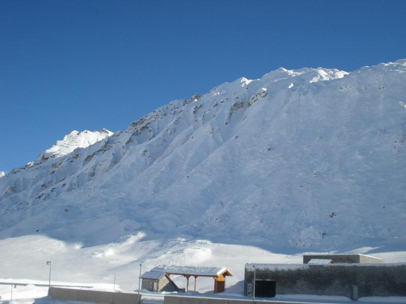Location au ski Studio 4 personnes (31) - Residence Moutieres B - Tignes - Extérieur hiver