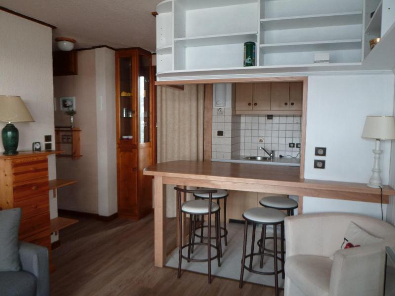 Location au ski Appartement 2 pièces 4 personnes (37) - Residence Moutieres B - Tignes - Cuisine