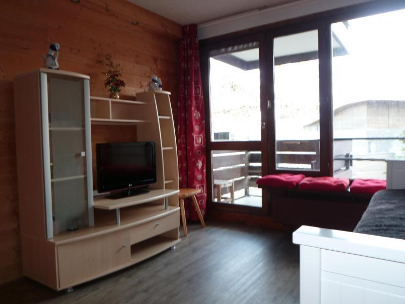 Location au ski Studio 4 personnes (31) - Residence Moutieres B - Tignes - Appartement