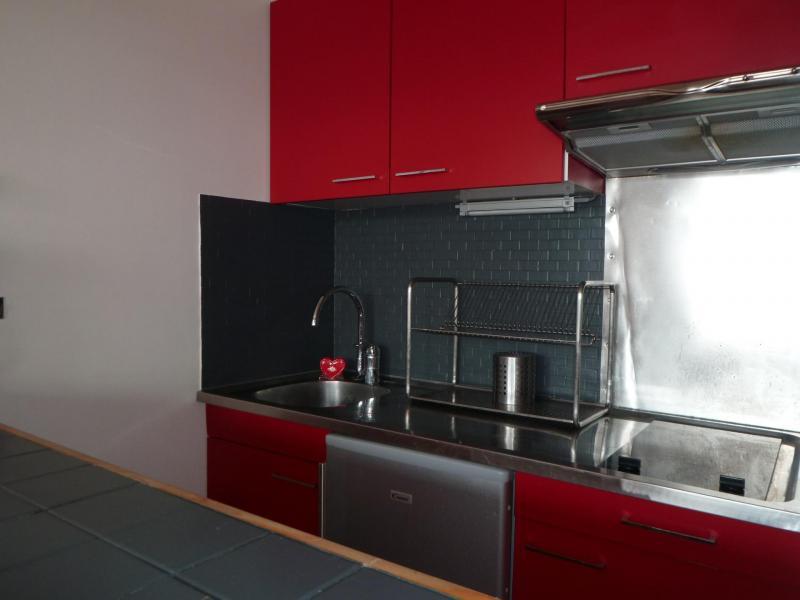 Location au ski Studio 4 personnes (31) - Residence Moutieres B - Tignes - Cuisine