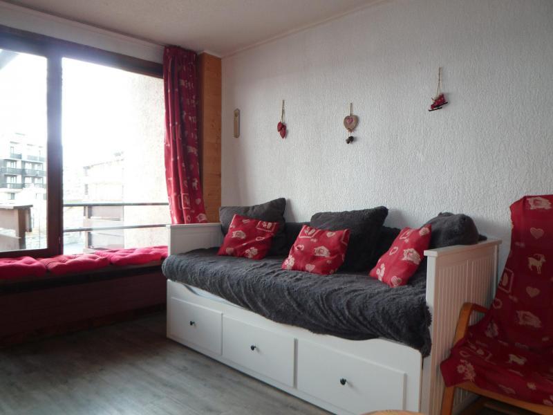 Location au ski Studio 4 personnes (31) - Residence Moutieres B - Tignes - Séjour